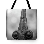 Spear Fence Tote Bag