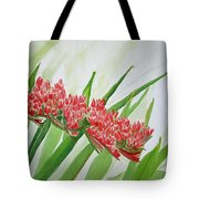 Spear Lily Tote Bag