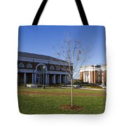 Special Collections Library And Alderman Library University Of Virginia Tote Bag