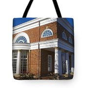 Special Collections Library University Of Virginia Tote Bag