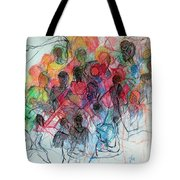 Special Needs Family Tote Bag