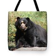 Speckled Bear Tote Bag