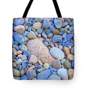 Speckled Stones Tote Bag
