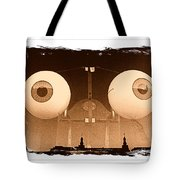 Spectacle Tote Bag