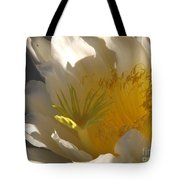 Spectacular Dragon Fruit Bloom Tote Bag