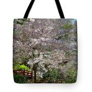 Spectacular Japanese Garden Tote Bag