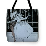 Spectre De La Rose Tote Bag