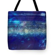 Speed Of Thought Tote Bag
