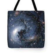 Sphere Of Reality Tote Bag