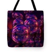 Spheres, No. 5 Tote Bag