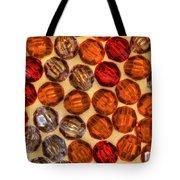 Spheres Of Beads Tote Bag