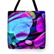 Spheres Of Influence Tote Bag