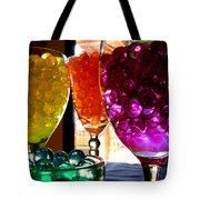 Spherical Polymer Gel 4 Tote Bag
