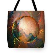 Sphering Lunar Vibrations Tote Bag