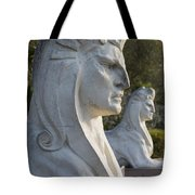 Sphinxes Tote Bag