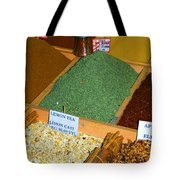 Spice Bar Tote Bag
