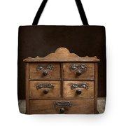 Spice Cabinet Tote Bag
