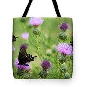 Spicebush Swallowtail Heaven Tote Bag