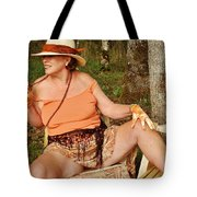 Spiced Accents Tote Bag
