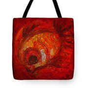Spiced Fish Tote Bag