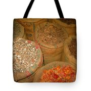Spices From The East Tote Bag