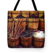 Spices In The Egyptian Market Tote Bag