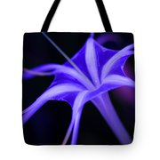Spider Lilly  Tote Bag