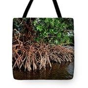 Spider Mangroves Oro Bay Tote Bag