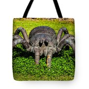 Spider Sculpture Tote Bag