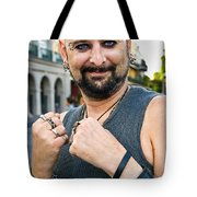 Spider The Seer In New Orleans Tote Bag