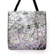 Spider Web Art 3 Tote Bag