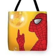 Spiderman 3 Tote Bag