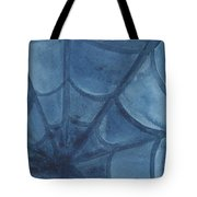 Spiders Web  Tote Bag