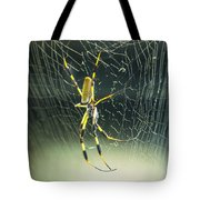 Spidey Busy At Work Tote Bag