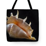 Spike Tote Bag by Jean Noren