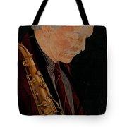 Spike Robinson Tote Bag