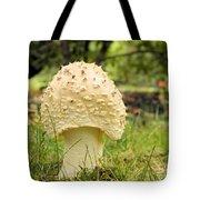 Spiked Mushrooms Tote Bag