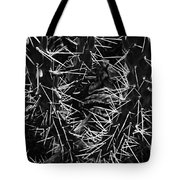 Spikes Of Nature Tote Bag