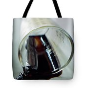 Spilled Balsamic Vinegar Tote Bag