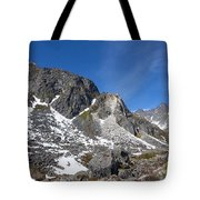 Spilling Away Tote Bag