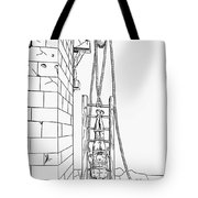 Spine Treatment, 1544 Tote Bag