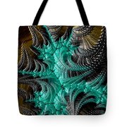 Spines Tote Bag