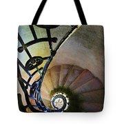 Spinning Stairway Tote Bag