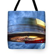 Spinning Up The Universe Tote Bag
