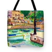 Spinola Bay Plein Air Tote Bag