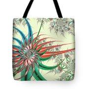 Spiral Garden Tote Bag