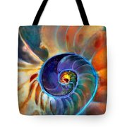 Spiral Life Tote Bag
