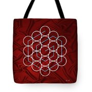 Spiral Of Evolution Expand Your Perception  Tote Bag