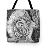 Spiral Rapture 2 Tote Bag