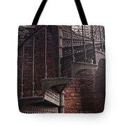 Spiral Staircase Depot Tote Bag